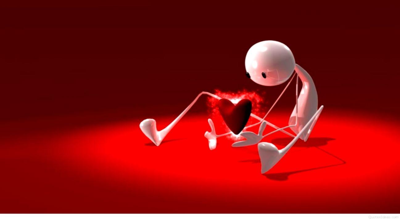 Free Download Wallpaper Hd 3d Animation Love For Desktop