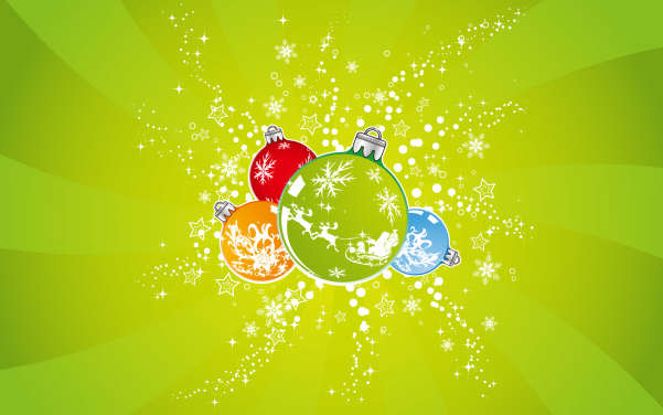 50 Beautiful Christmas Desktop Wallpapers Ginva 601x376