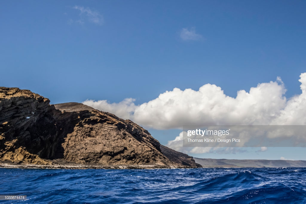 Lehua Rock With Nearby Niihau Island Near Kauai In The Background 1024x683