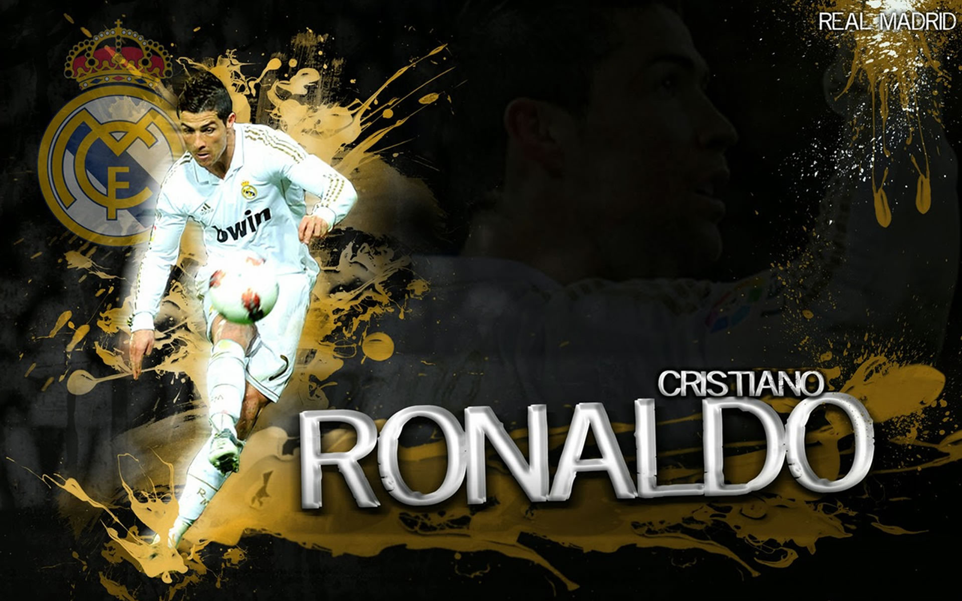 ... cristiano ronaldo wallpapers cristiano ronaldo wallpaper real madrid