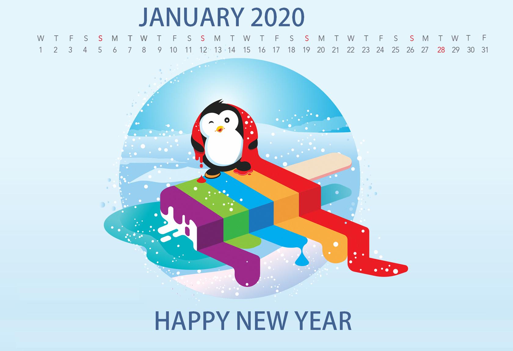 Cute 2020 Desktop Calendar Wallpaper Latest Calendar 1680x1150