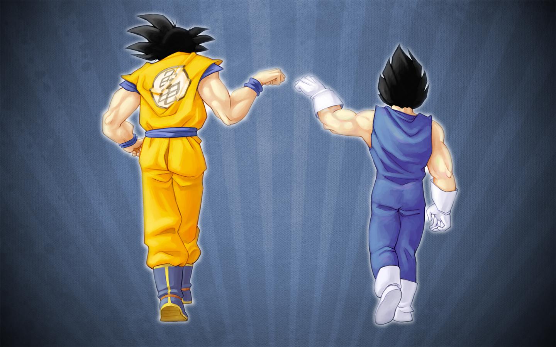 Vegeta Son Wallpaper 1440x900 Vegeta Son Goku Dragon Ball Z 1440x900