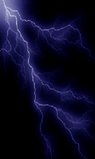 Animated Lightning Sto...