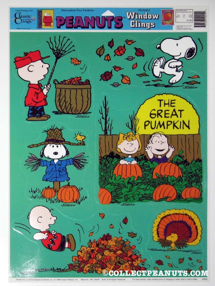 Peanuts Autumn 907x1202