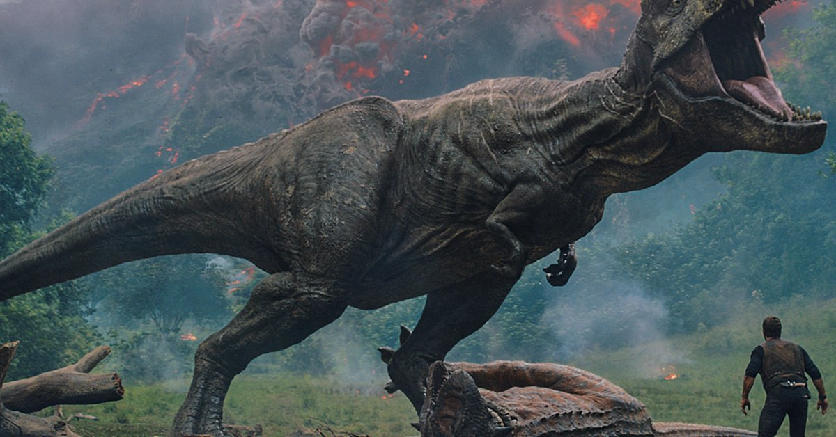 The Real Dinosaurs Behind Jurassic World Fallen Kingdom Time 1200x628