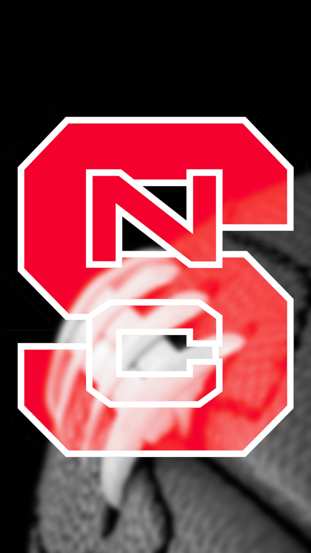North Carolina State Wolfpack iPhone 5 Wallpaper 640x1136 640x1136