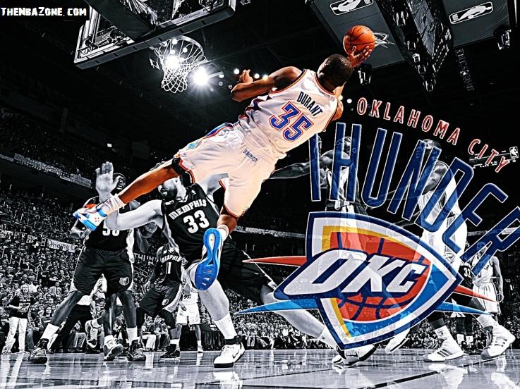 Kevin Durant HD NBA Playoffs 2012 Basketball Wallpaperjpg 737x552