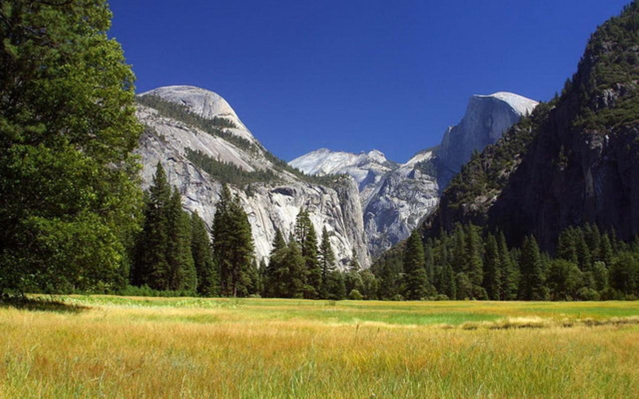 Enjoy this new Yosemite desktop background Landscapes wallpapers 1280x800
