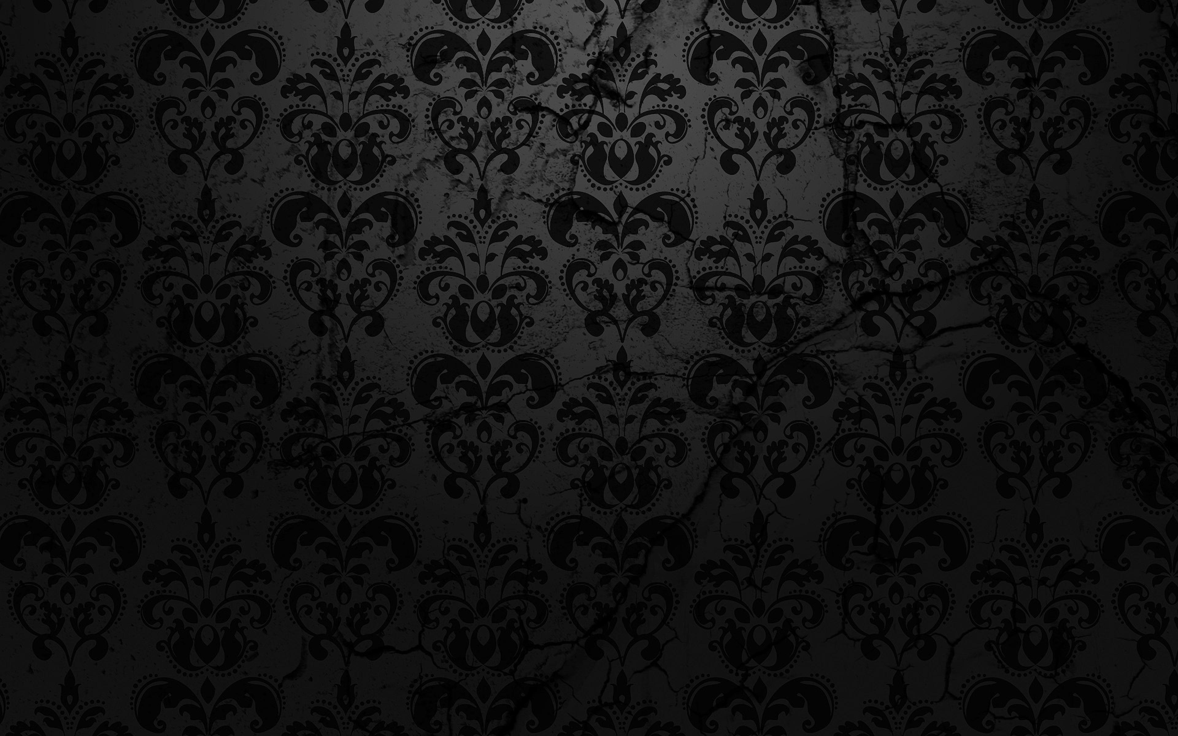 Texture Pattern Black Background Wallpaper Background Ultra HD 4K 3840x2400