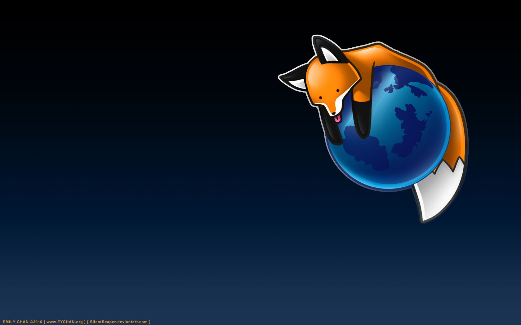 Firefox Computer Wallpapers Desktop Backgrounds 1680x1050