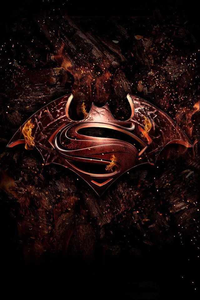 Batman vs Superman Movie Wallpaper   iPhone Wallpapers 640x960