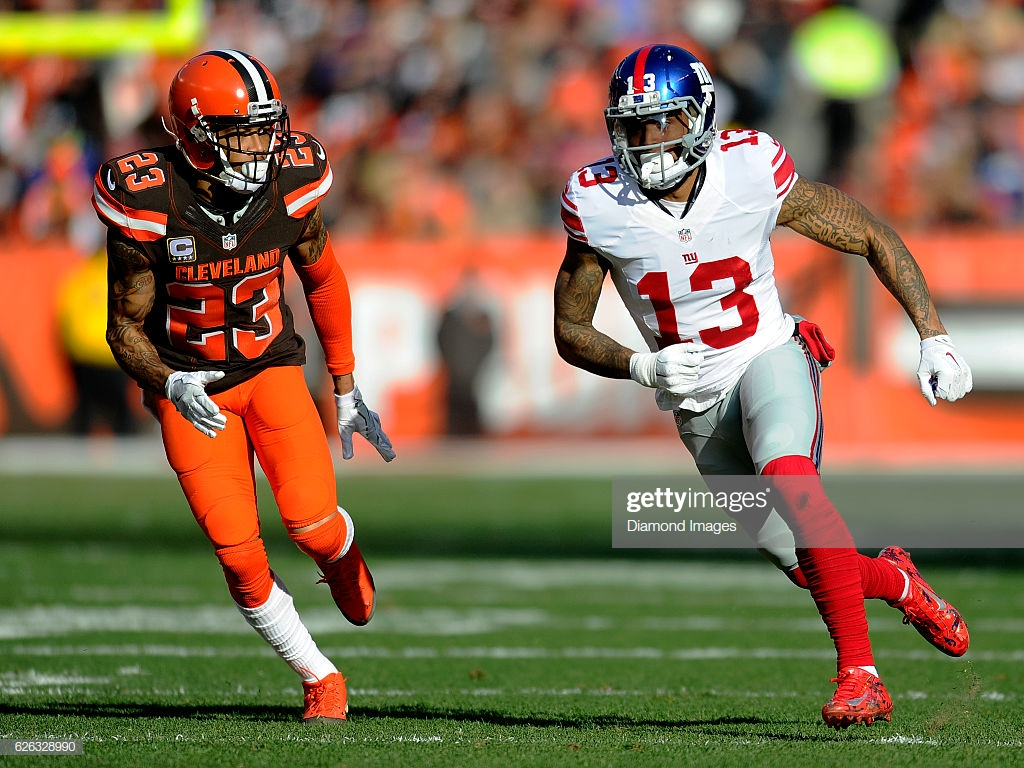 Wide receiver Odell Beckham Jr 13 of the New York Giants runs a 1024x768
