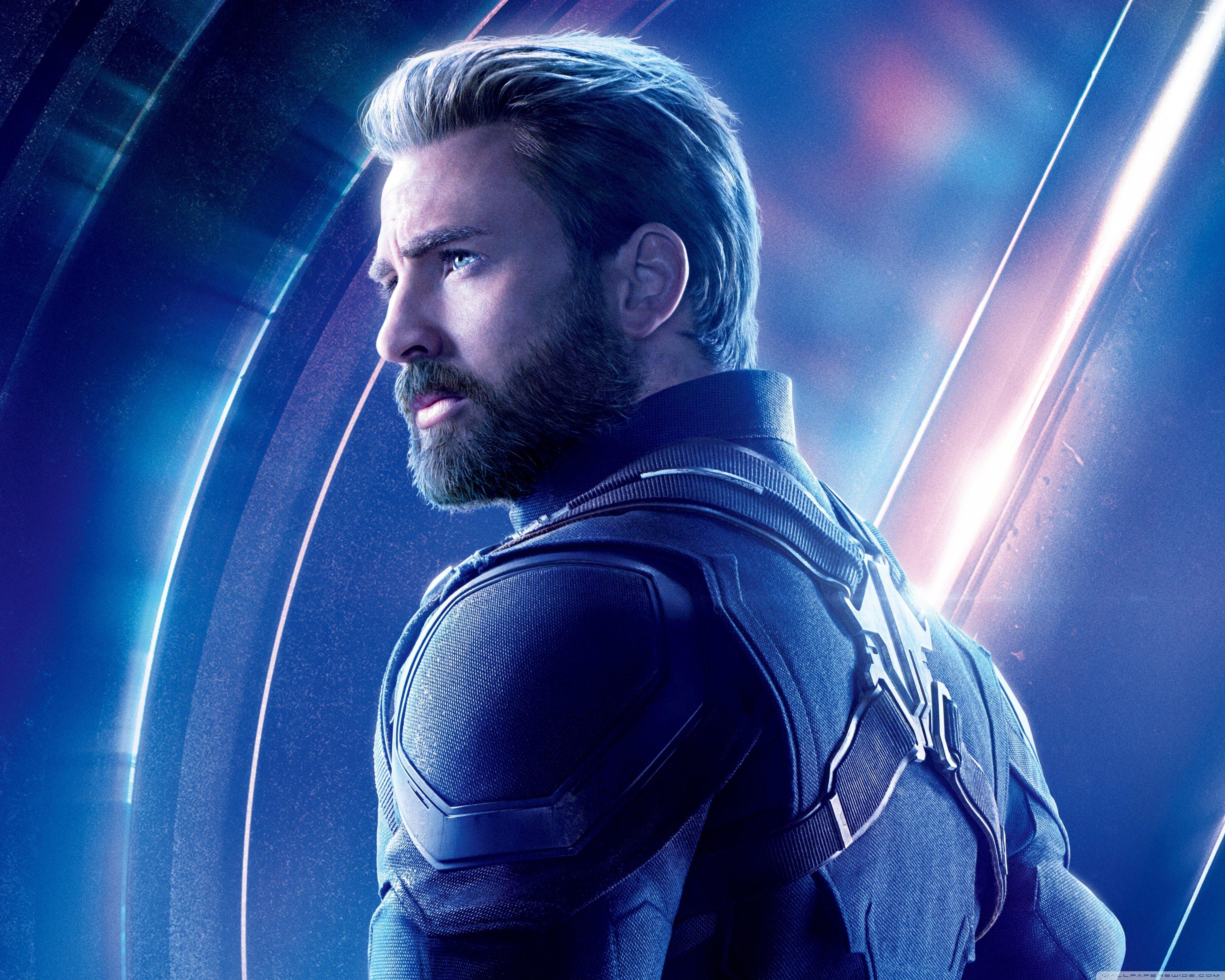 Avengers Infinity War 2018 Movie Captain America 4K HD Desktop 3750x3000