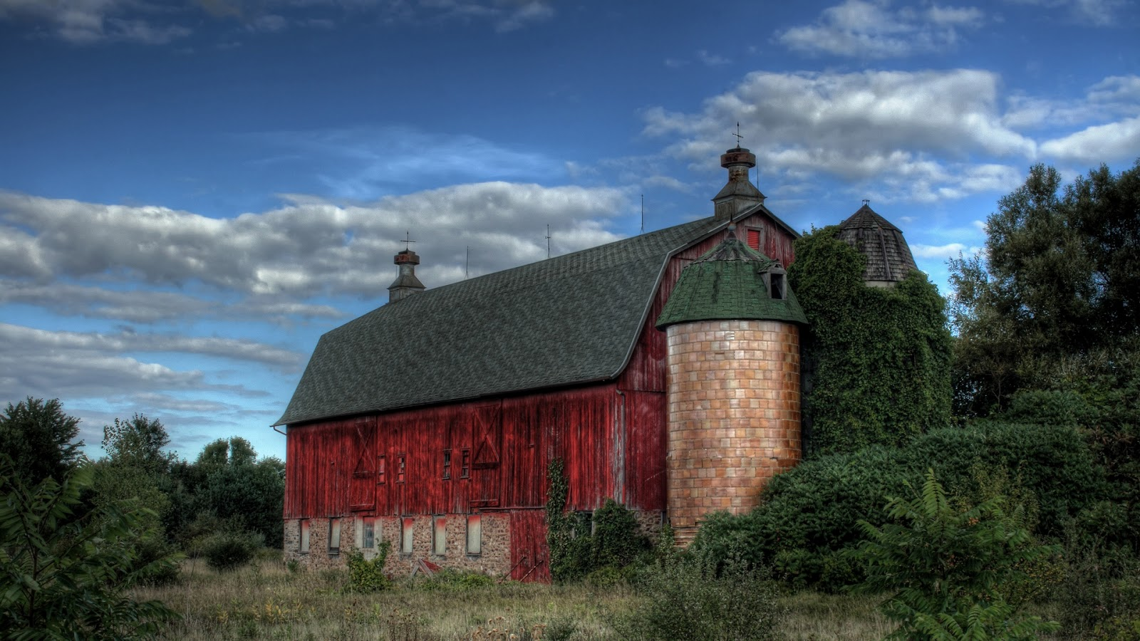 Old Red Barn Wallpaper Red Barn Wood Wallpaper Farm Wallpaper 1600x900