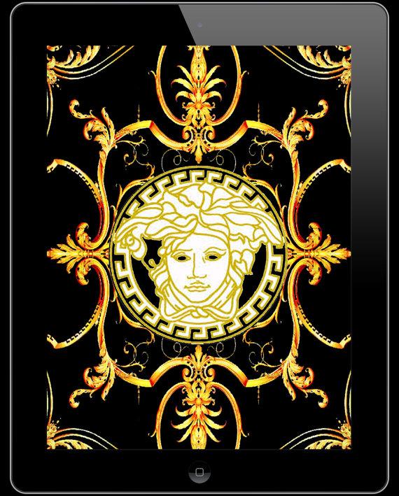 Versace Wallpaper For Home Wallpapersafari