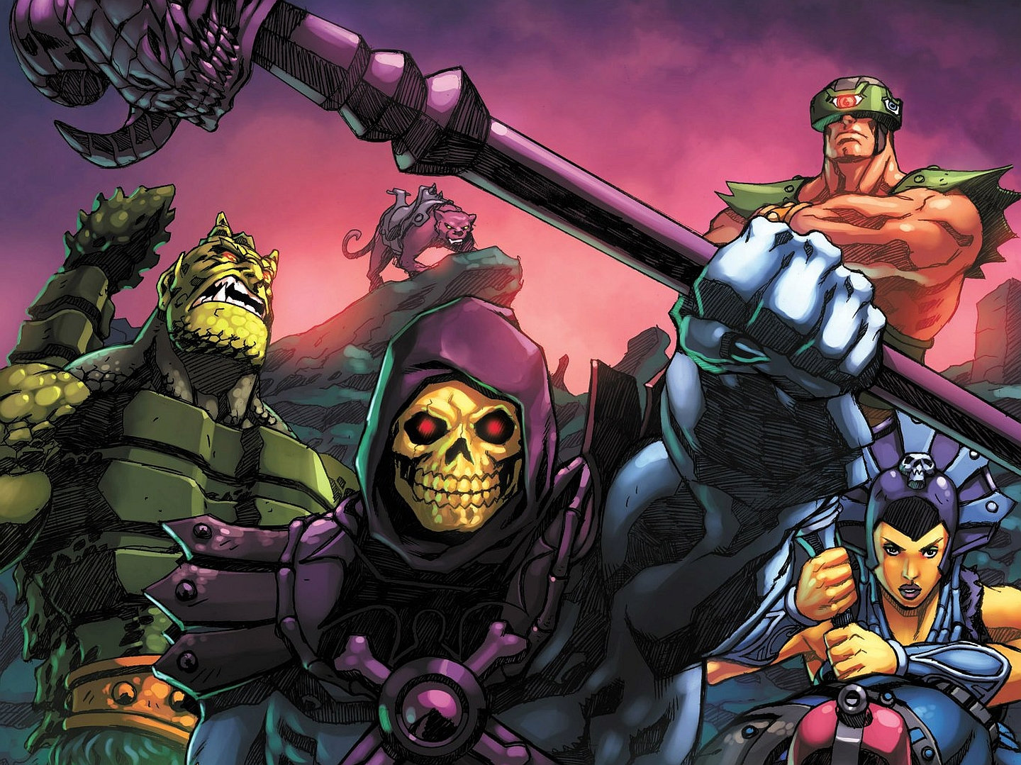 Free Download Masters Of The Universe Wallpaper And Background