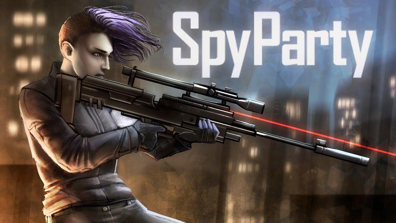 E ZE DOES IT Spy Party 04 wZe 2560x1440
