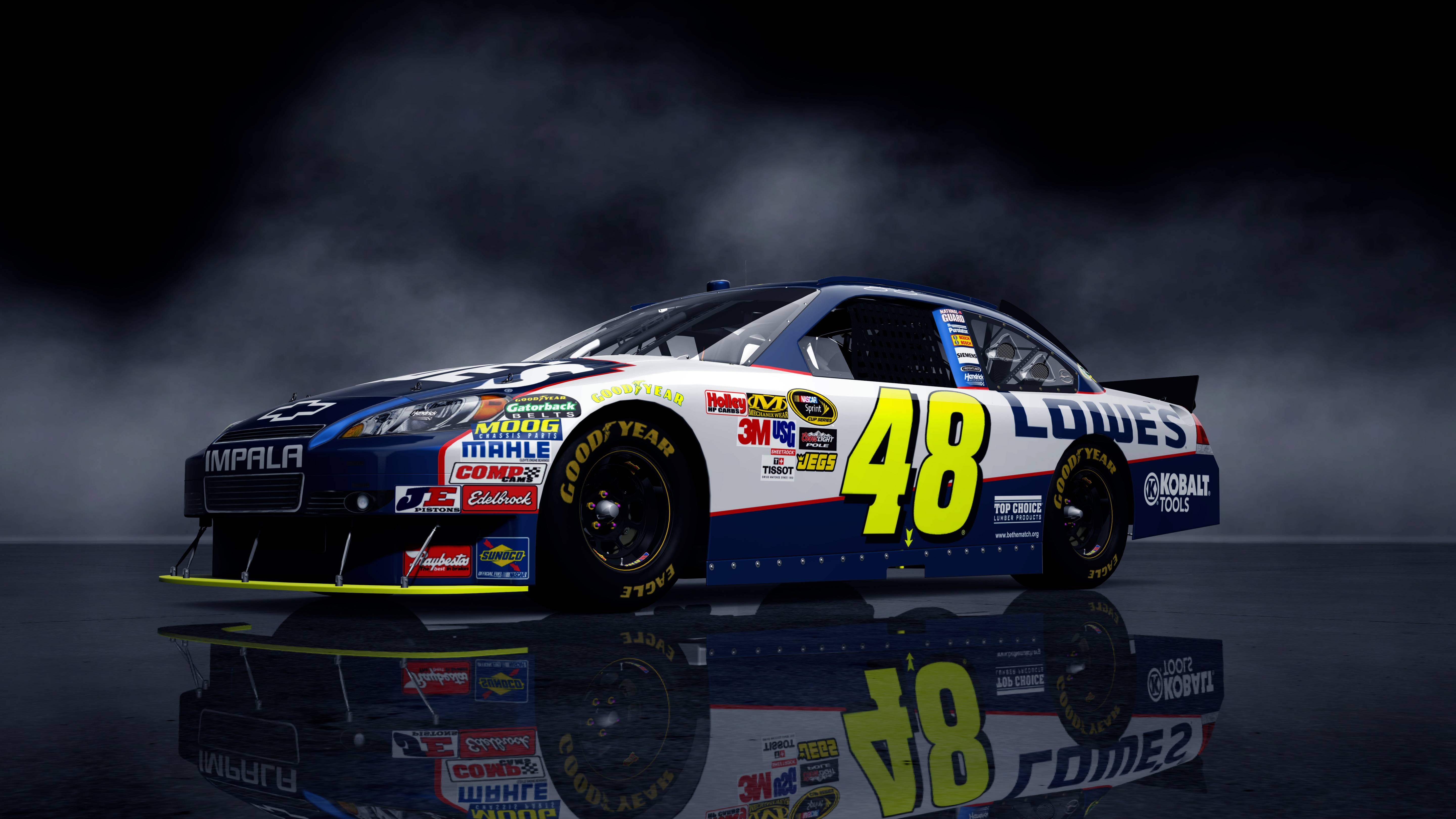 Jimmie Johnson Desktop Wallpapers 5760x3240