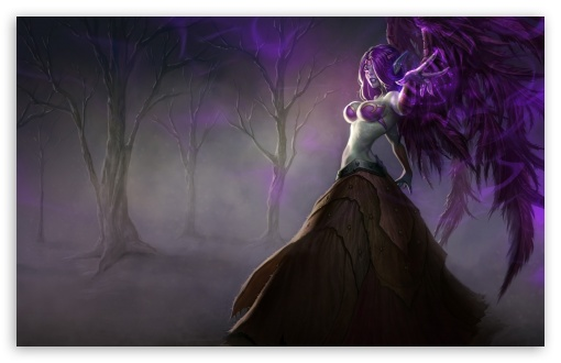 Download Wicked Witch wallpaper 510x330