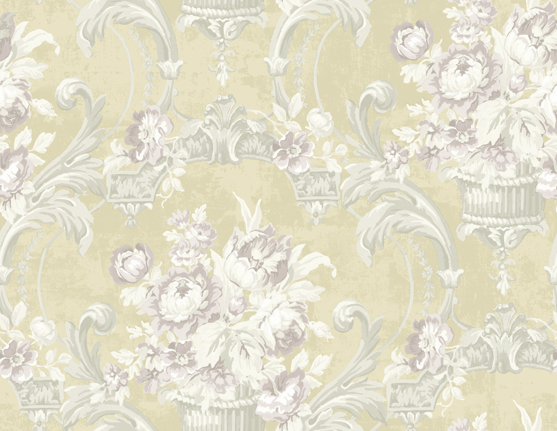 Rococo   Regal Wallpaper Regal Wallpaper 1100x851