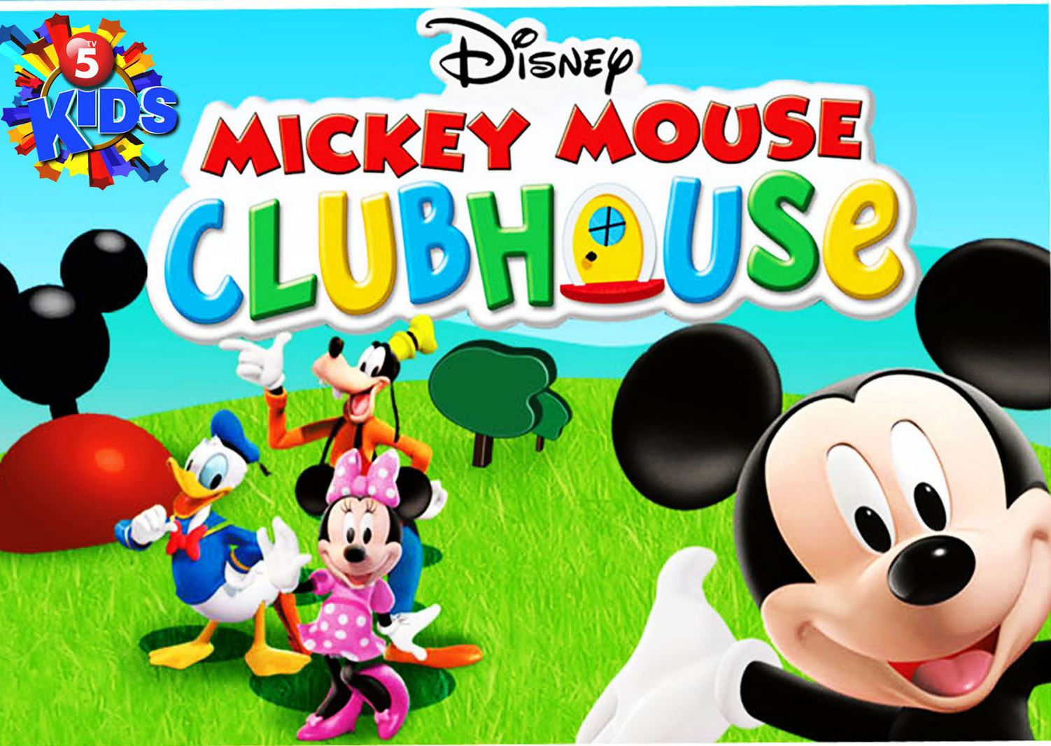 Mickey mouse clubhouse house remarkable