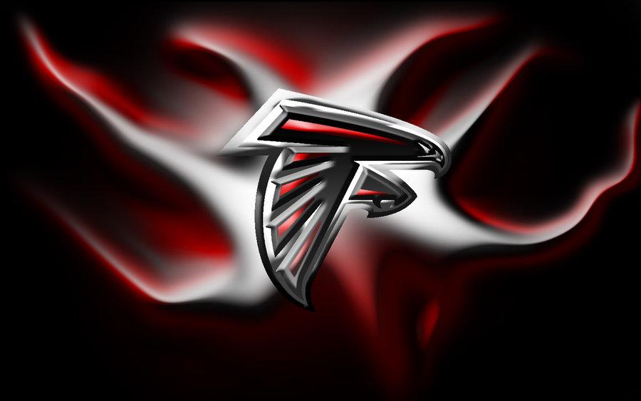 [43+] Atlanta Falcons Logo Wallpaper on WallpaperSafari