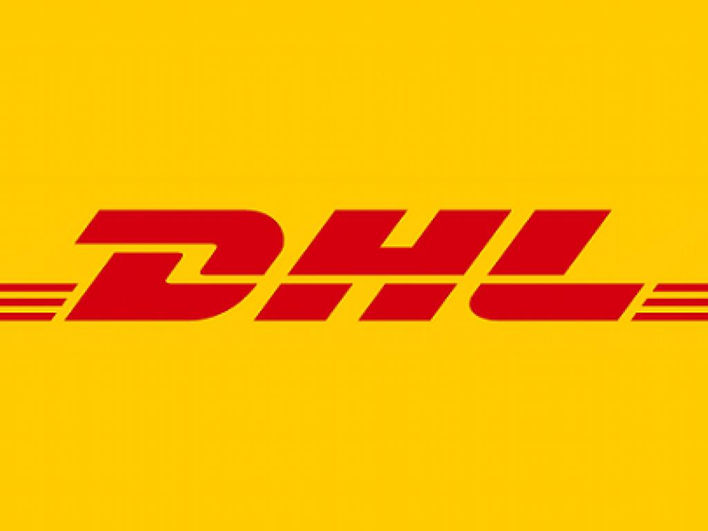 DHL Company Logo Wallpaper PaperPull 1024x768