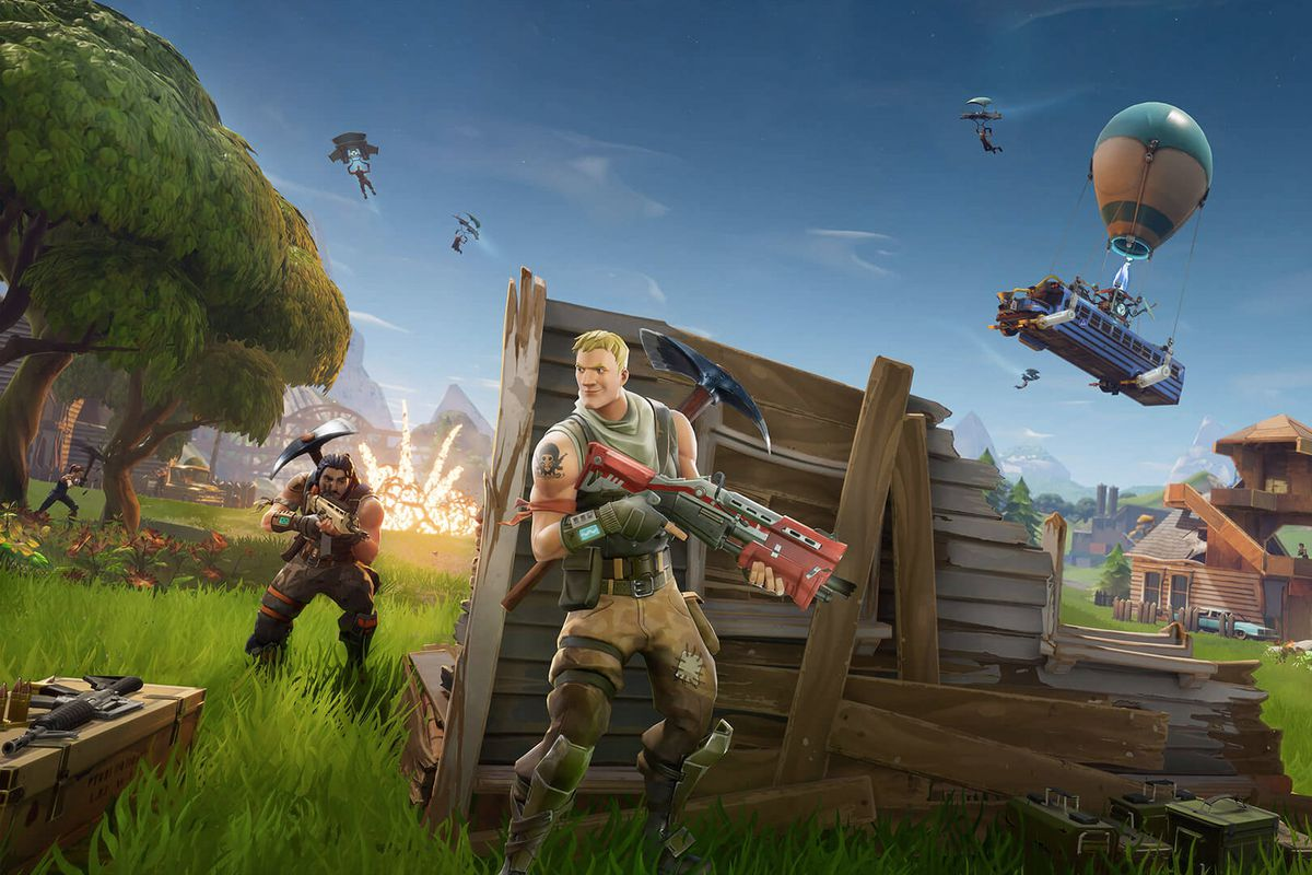 Fortnites Battle Royale spinoff racks up 1 million 1200x800