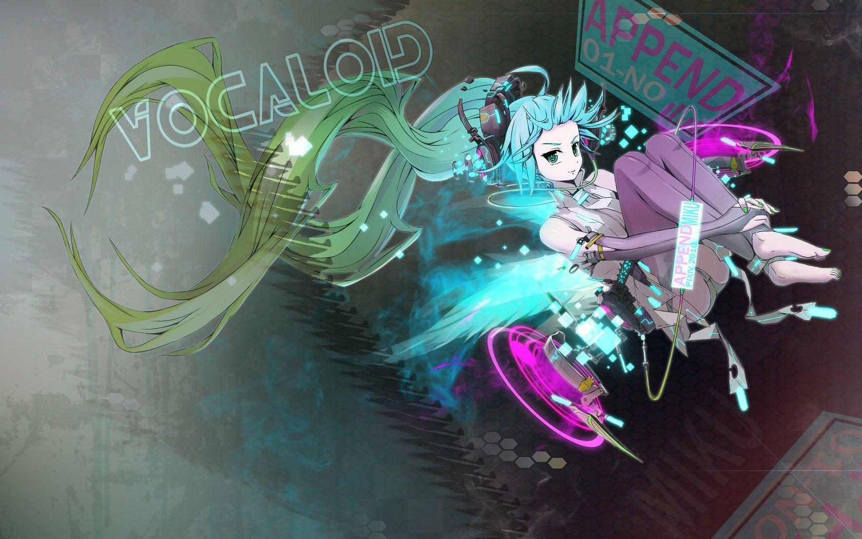 Download Miku Hatsune Hatsune Miku Wallpaper 31988378