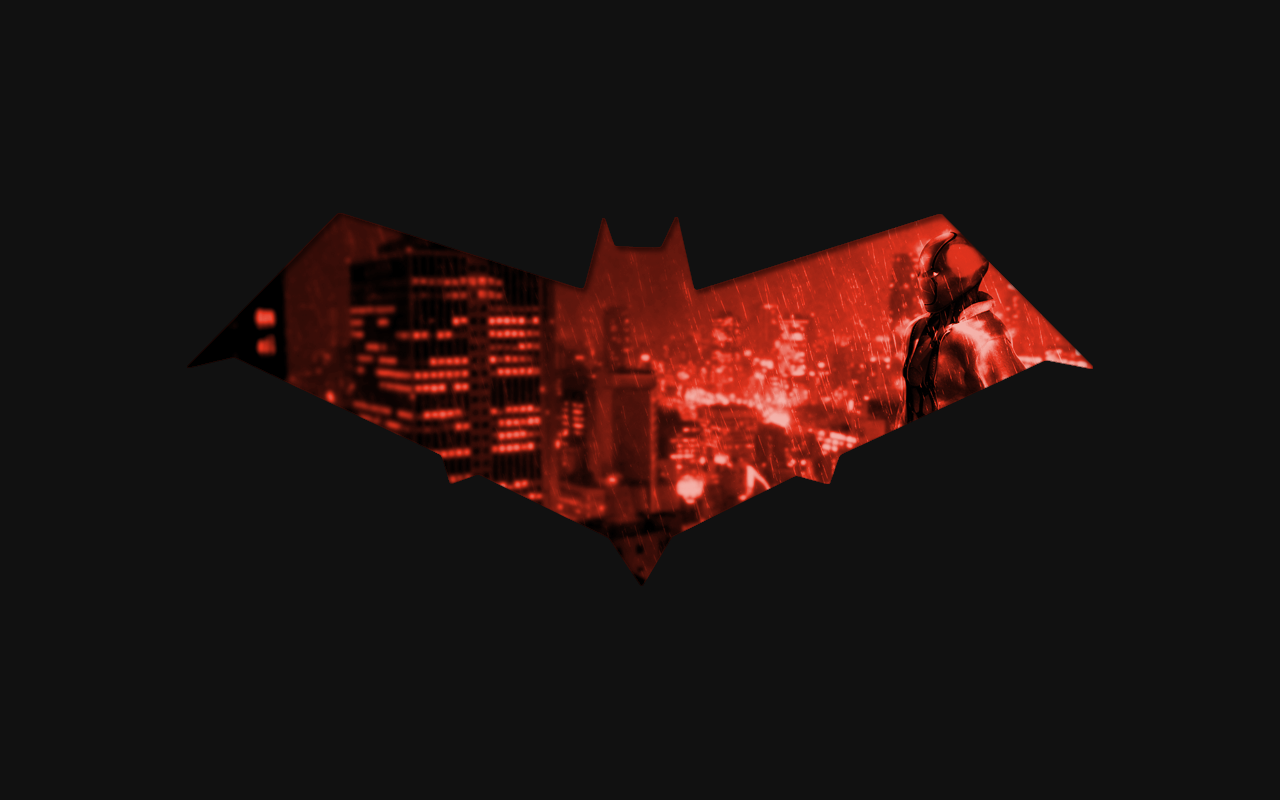 Batman Red Hood HD Wallpaper - WallpaperSafari