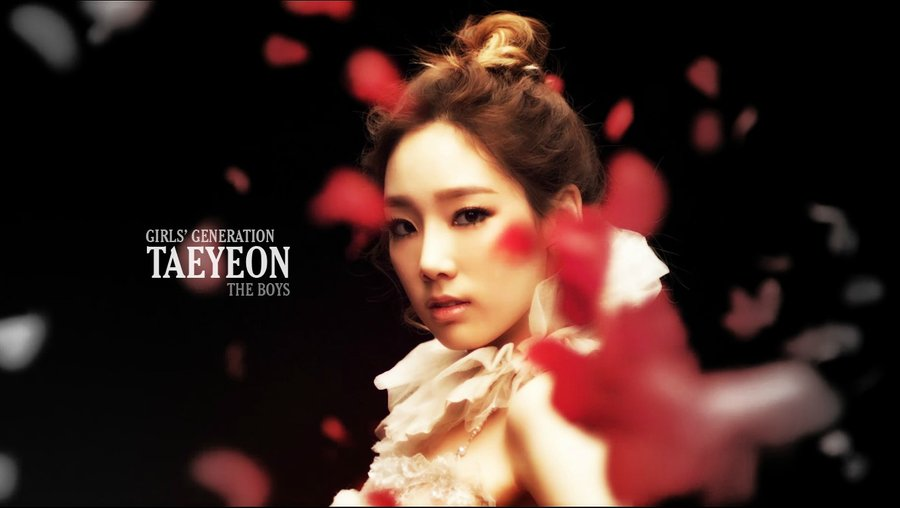 taeyeon wallpaper by SNSDartwork 900x508