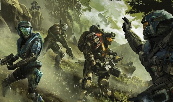 1600 halo reach widescreen wallpapers gears of war 3 wallpapers 600x353