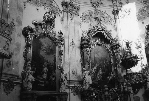 gothic decorating monalisa mural gothic decorating horor mural gothic 500x337
