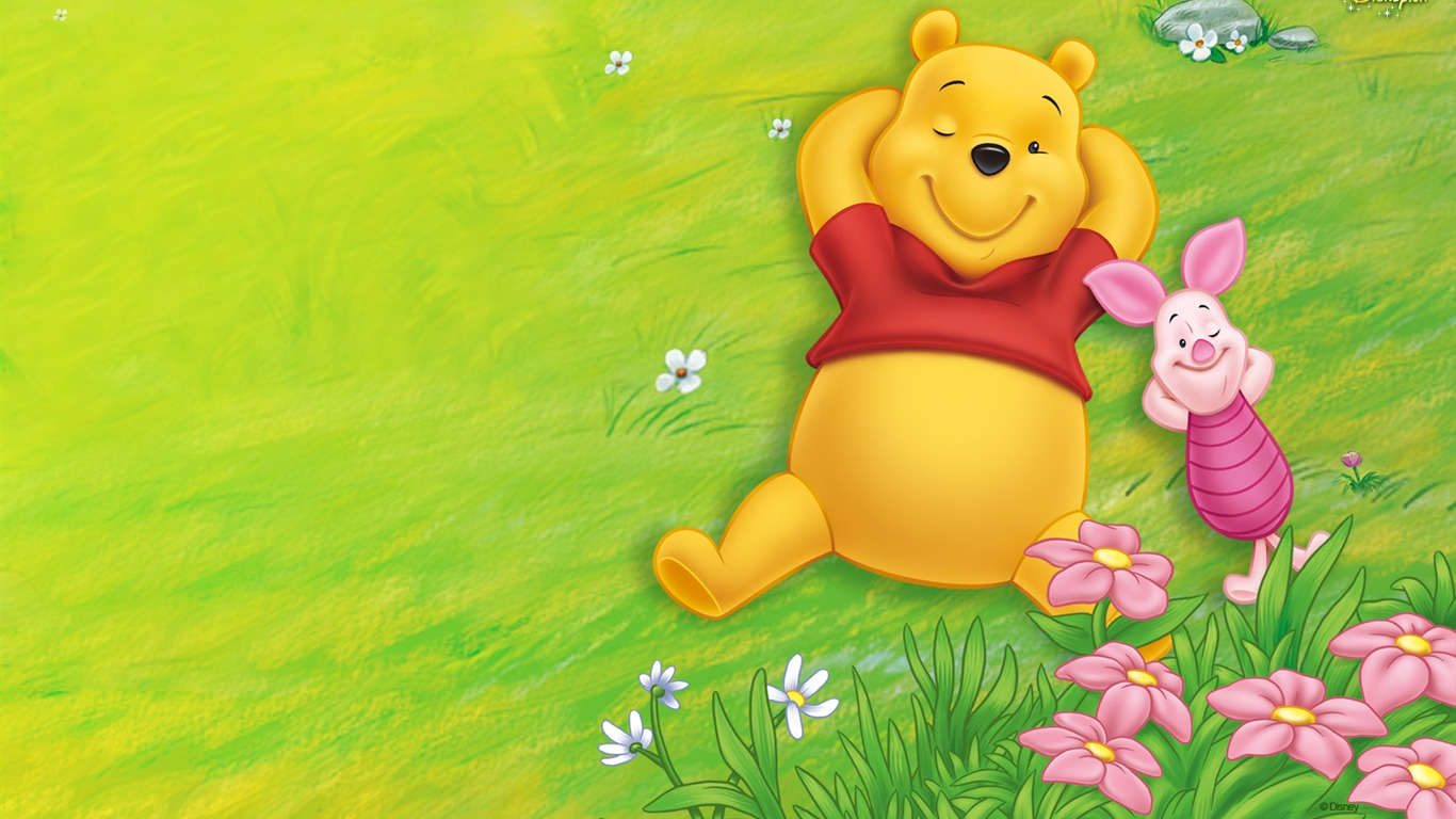 Disney Cartoon Desktop Wallpaper is HD wallpaper Disney Cartoon 1366x768