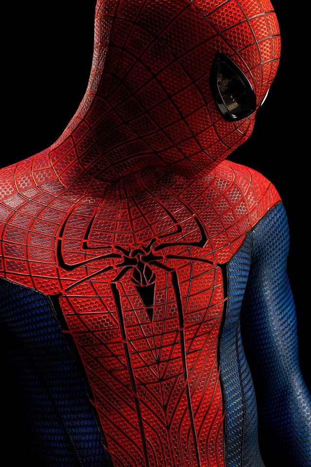 The Amazing Spider Man iPhone 4 Wallpaper and iPhone 4S Wallpaper 640x960
