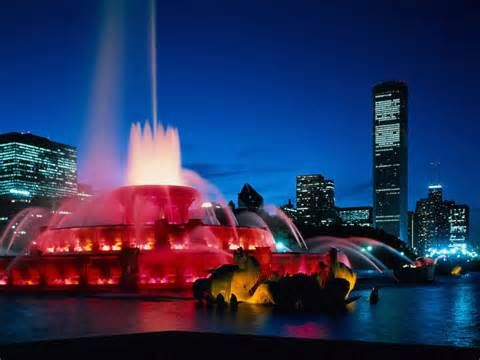 Chicago skyline wallpaper   Bing Images 480x360