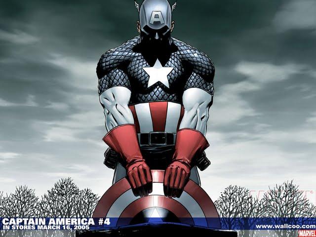 marvel comics captain america wallpapers captain america comic 4 640x480