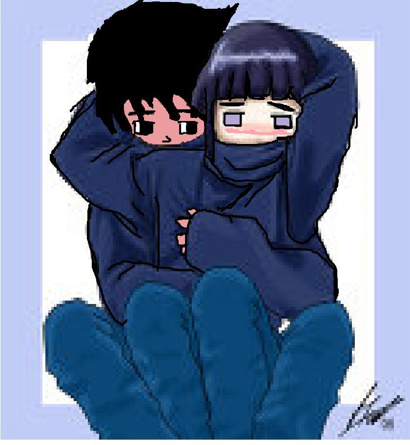 Images Sasuke And Hinata Deviantart Wallpaper 840x912