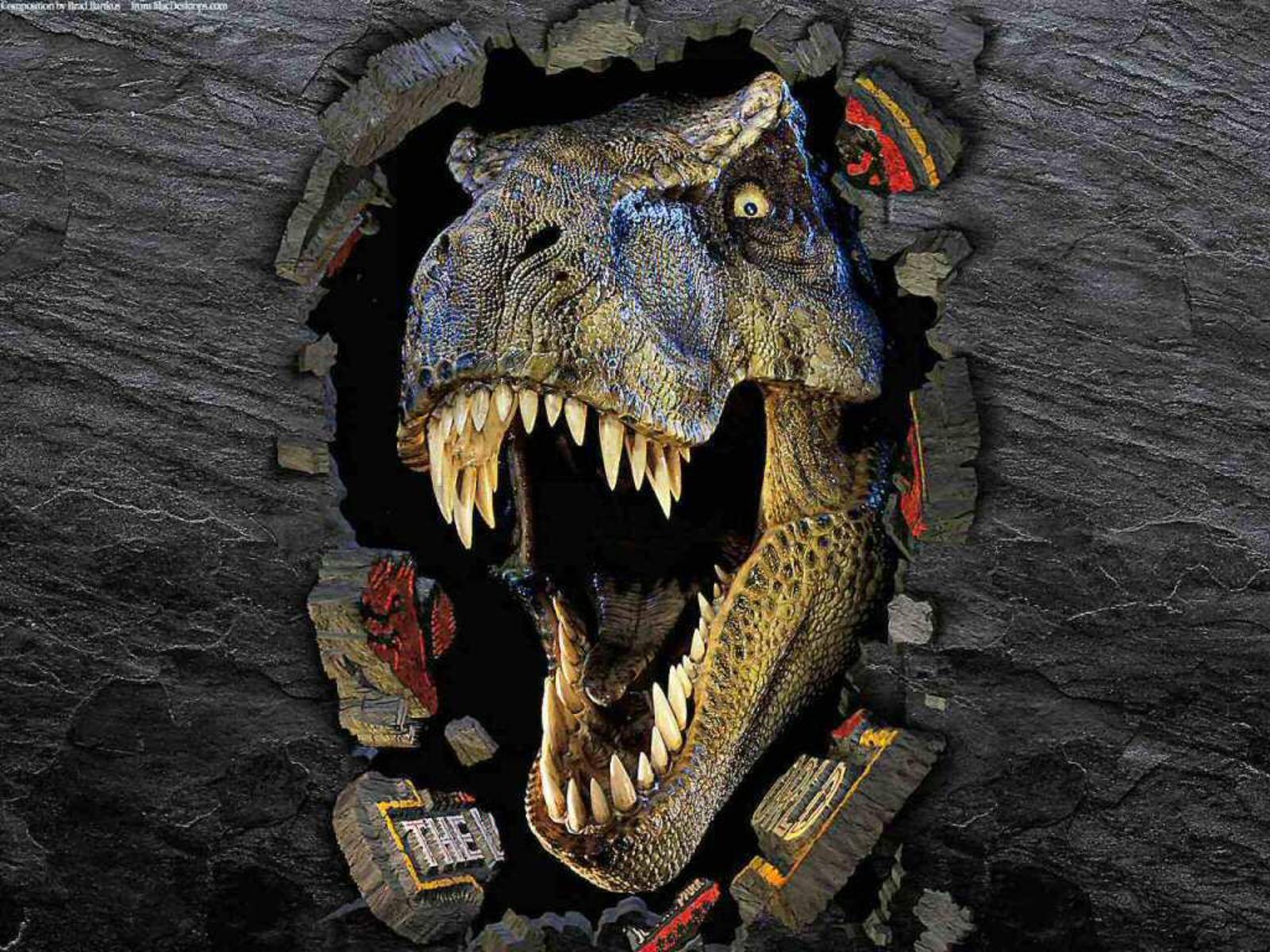 Wallpapers De T rex   wallpaper animal hd 1600x1200