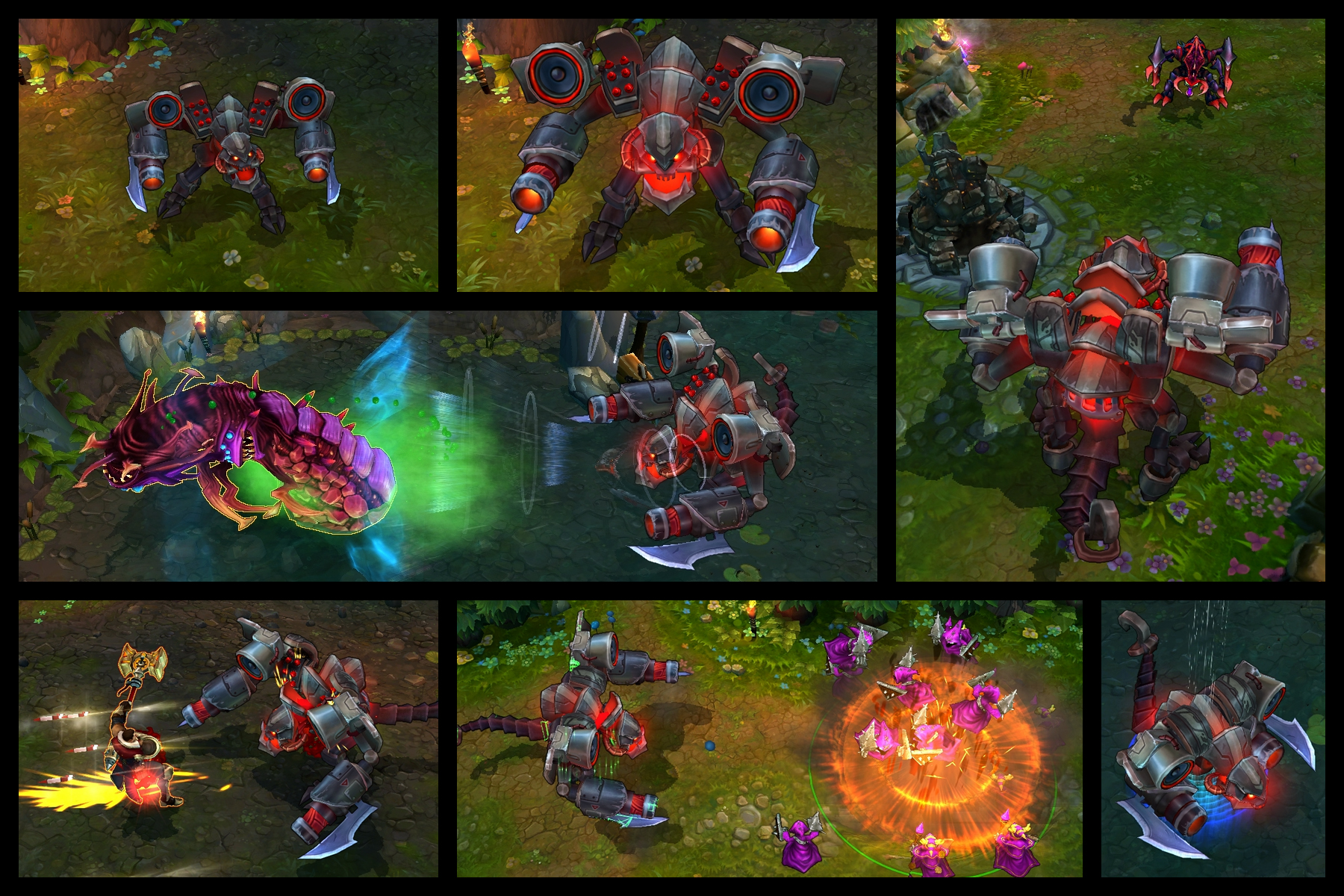 Battlecast Prime ChoGath is available now at the Legendary price of 1800x1200