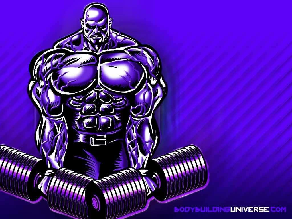 3d muscle growth animation - 4 1