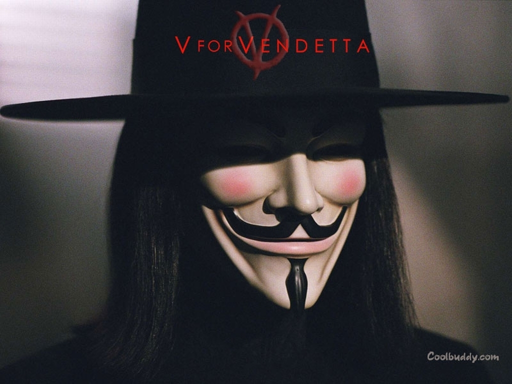 for Vendetta Wallpaper   V for Vendetta Wallpaper 5082997 1024x768