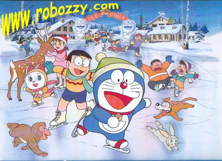 Doraemon 3d Wa 840x611
