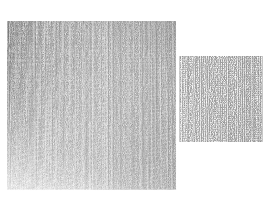 Heres a pic of the linen paintable wallpaper what is shown online 960x720