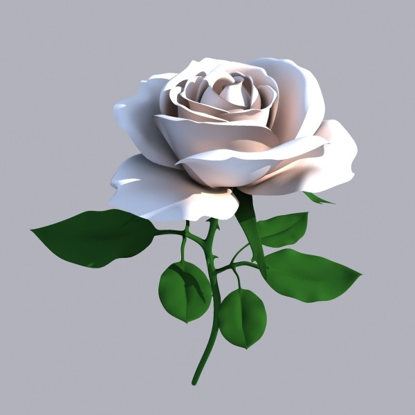 Free Wallpaper Roses 3D Background