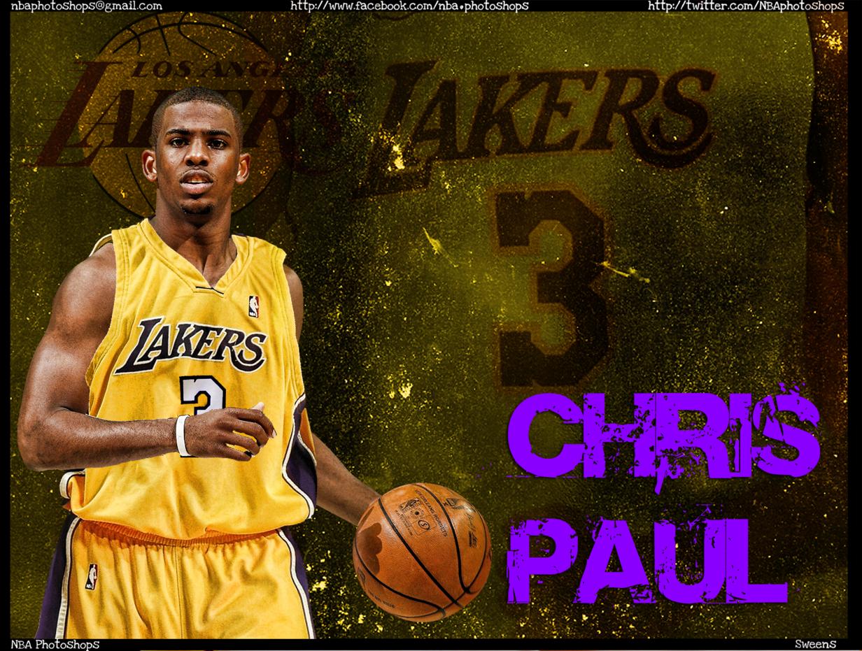 Wallpaper Picture Theme Chris Paul Dunk ...