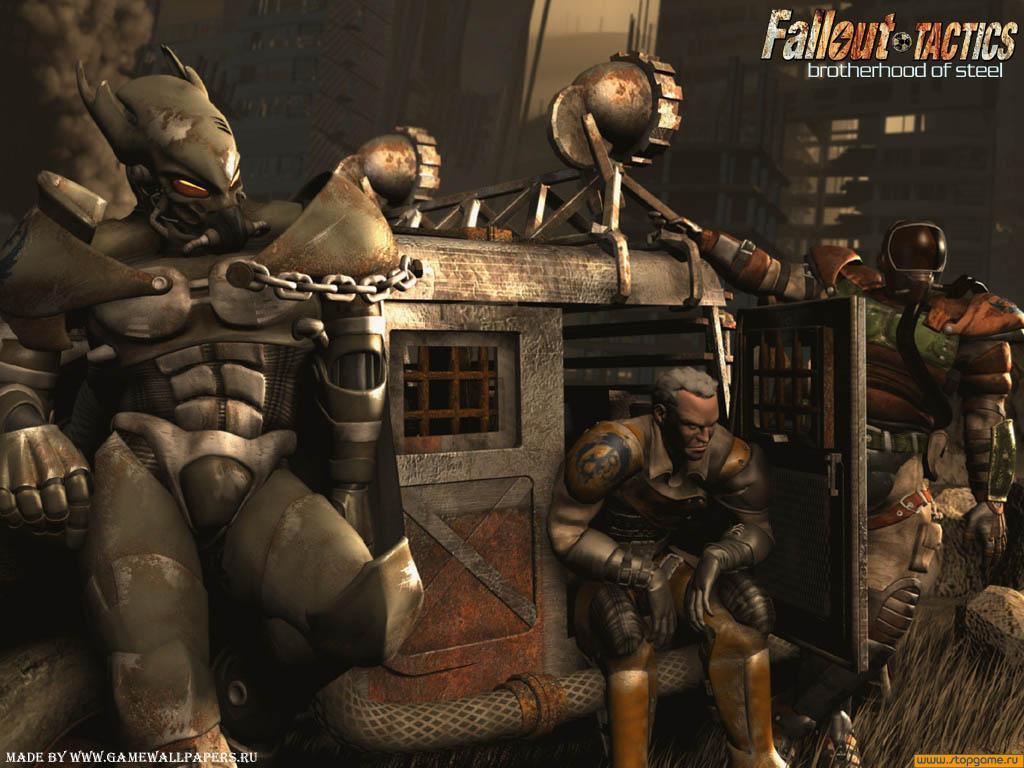 Fallout Tactics Brotherhood of Steel review PCGamesArchivecom 1024x768
