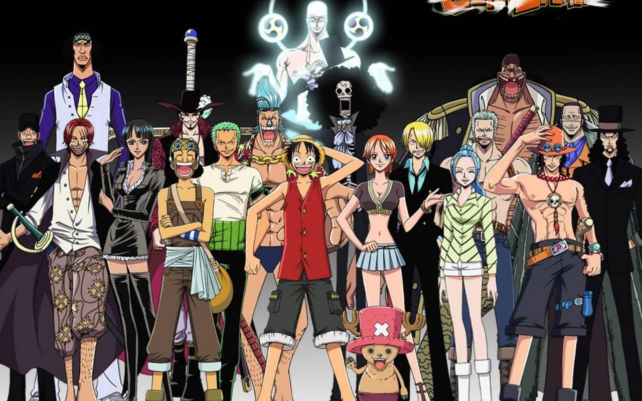 One Piece One Piece 1280x800