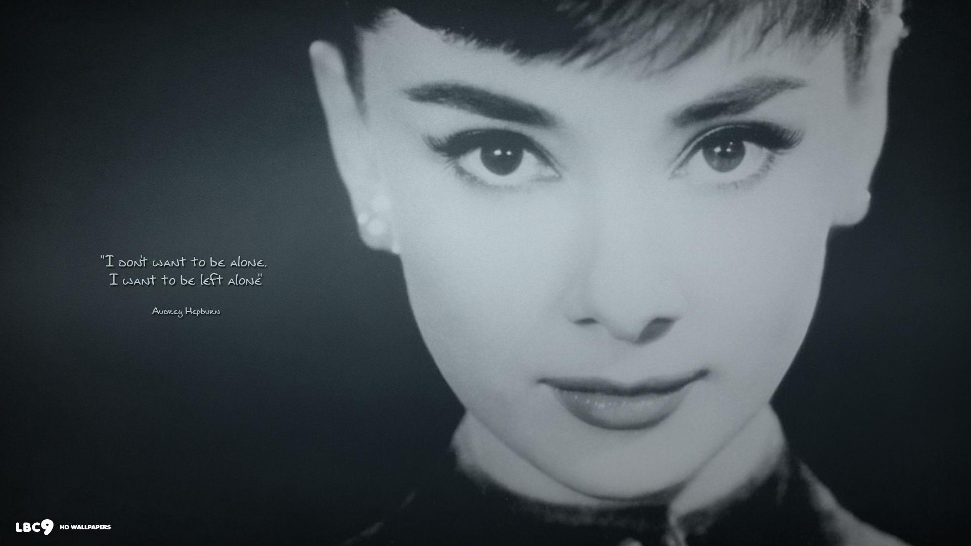 Audrey Hepburn Wallpaper 2350 Actresses Hd Backgrounds 1920x1080