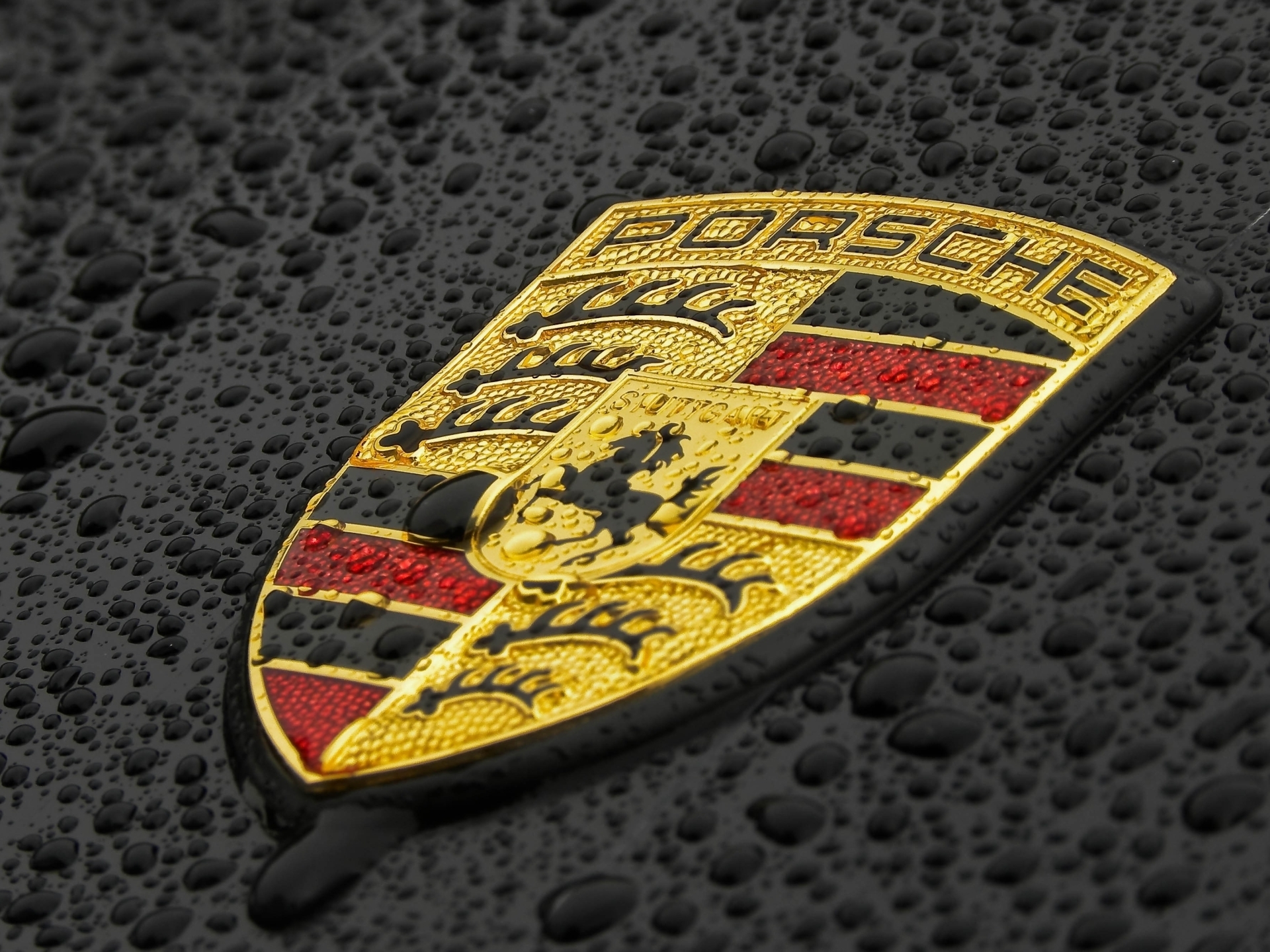 Porsche Logo Wallpapers Pictures Images 1920x1440